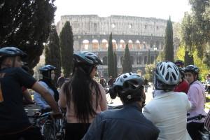 Talen toepassen in Rome: even zweten!